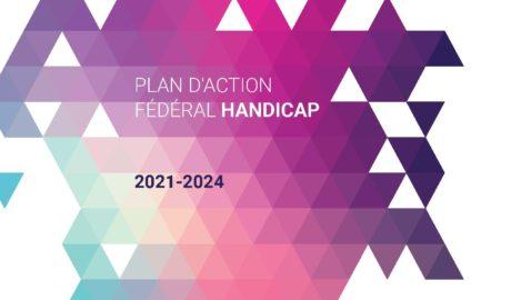 plan fédéral handicap 2021-2024