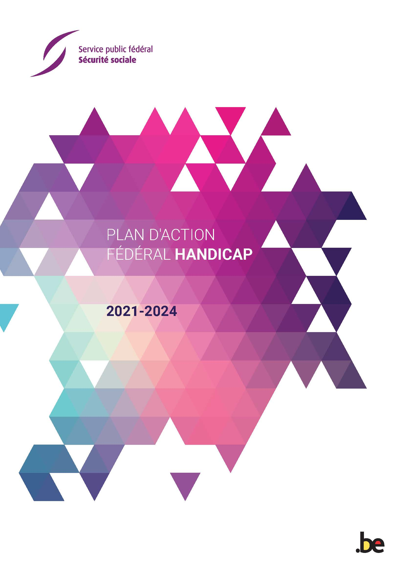 Plan fédéral handicap